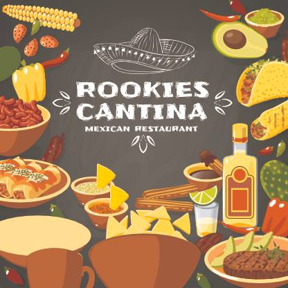 Rookies Cantina Mexican Restaurant - Longwood