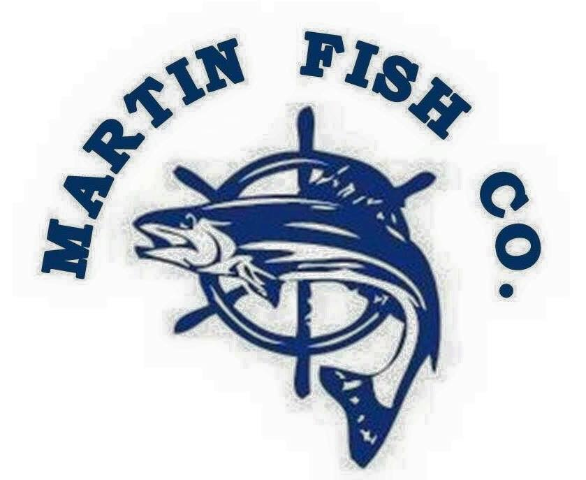 MARTIN'S FISH CO. ~ Seafood Shanty~
